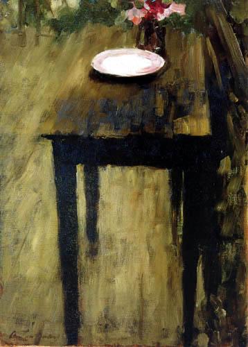 Alexej von Jawlensky - Schwarzer Tisch