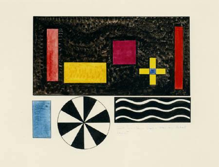 Wassily Kandinsky - Bild VII, Bydlo