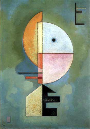 Wassily Kandinsky - Empor