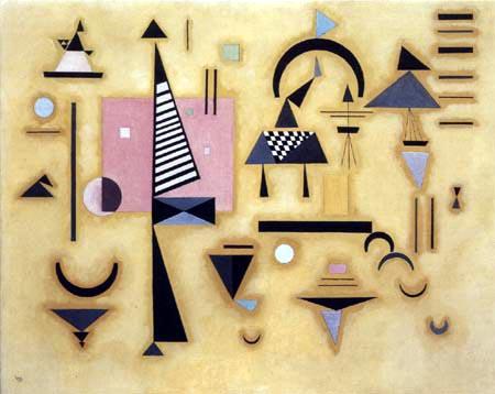 Wassily Kandinsky - Entscheidendes Rosa