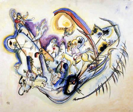 Wassily Kandinsky - Feuervogel