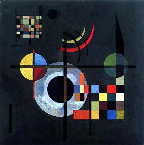 Vassily Kandinsky - Contrepoids