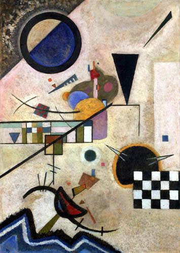 Wassily Kandinsky - Gegenklänge