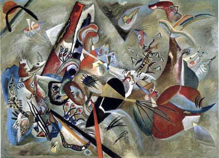 Wassily Kandinsky - Im Grau