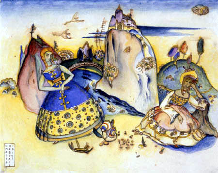 Wassily Kandinsky - Imatra