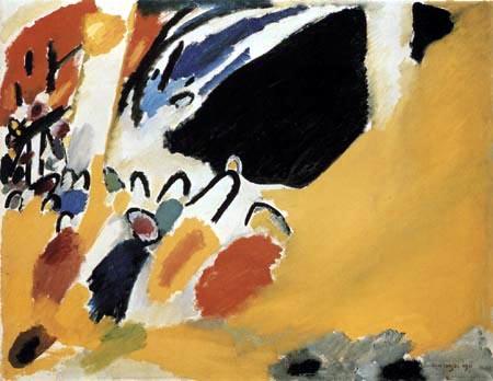 Wassily Kandinsky - Impression Konzert III