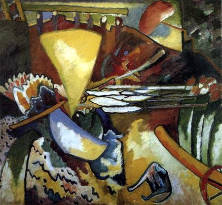 Wassily Kandinsky - Improvisation 11