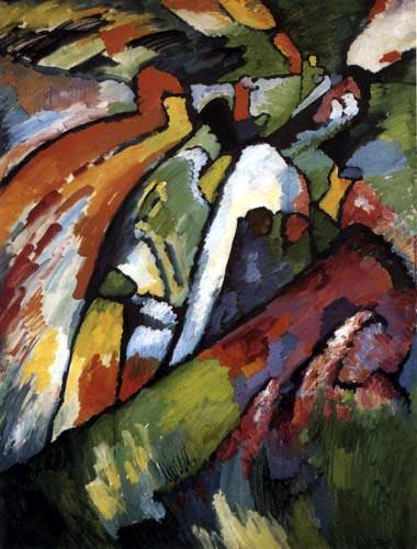 Wassily Kandinsky - Improvisation 7