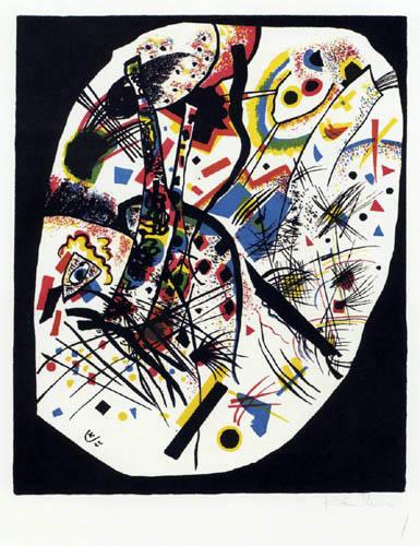 Wassily Wassilyevich Kandinsky - Small Worlds III