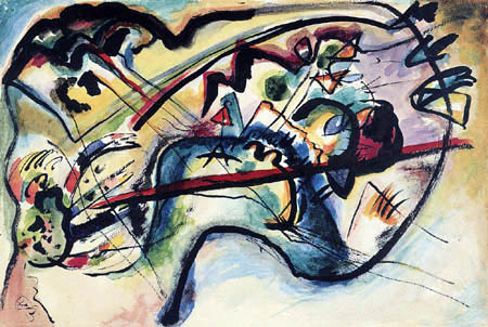 Wassily Wassilyevich Kandinsky - Composition