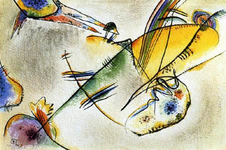 Wassily Kandinsky - Komposition B