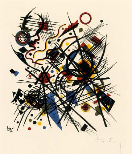 Vasili Kandinski - Composición