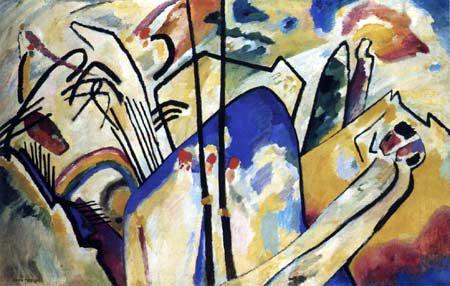 Wassily Wassilyevich Kandinsky - Composition IV