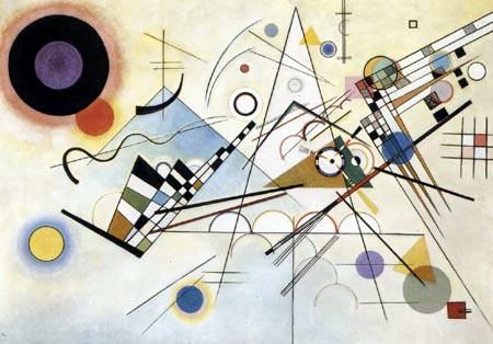 Wassily Kandinsky - Komposition VIII