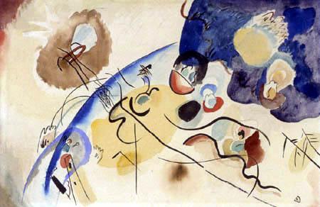 Wassily Wassilyevich Kandinsky - Untitled