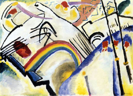 Wassily Kandinsky - Kosaken