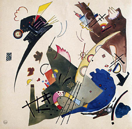 Wassily Kandinsky - Kreisen