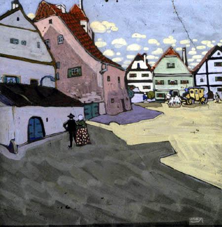 Wassily Kandinsky - Paese