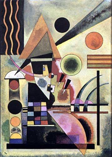 Wassily Kandinsky - Schaukeln