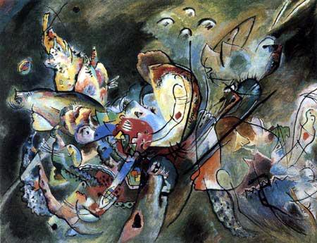 Wassily Kandinsky - Trübe