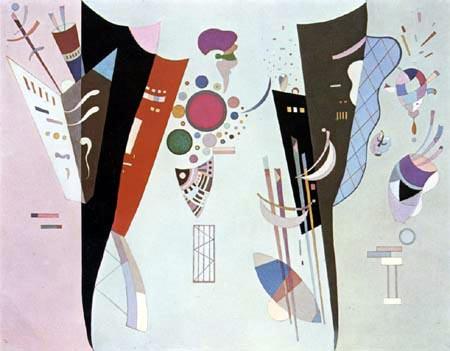 Wassily Kandinsky - Wechselseitiger Gleichklang