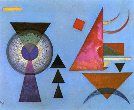 Wassily Kandinsky - Weiches Hart