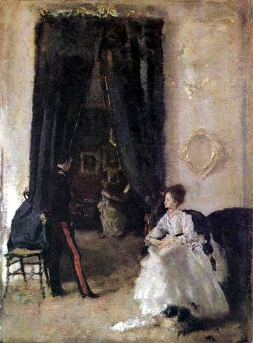 Albert von Keller - Musikalische Unterhaltung