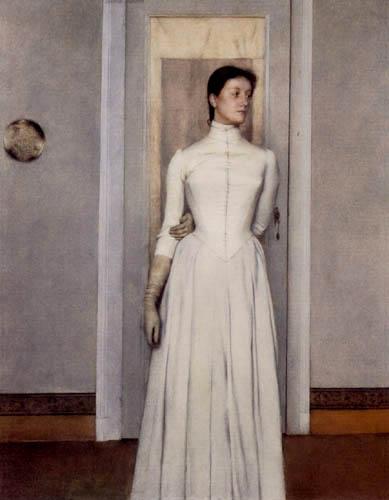 Fernand Khnopff - Marguerite Khnopff