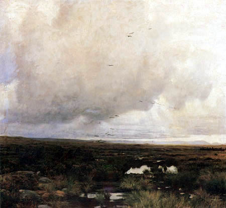 Kitty L. Kielland - Peat Bog