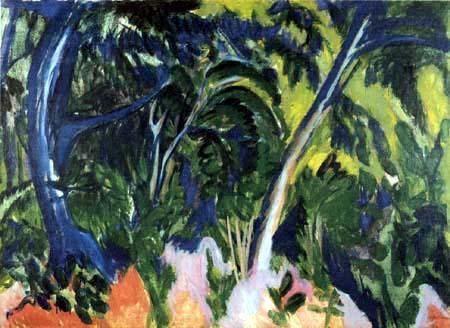 Ernst Ludwig Kirchner - Seewald