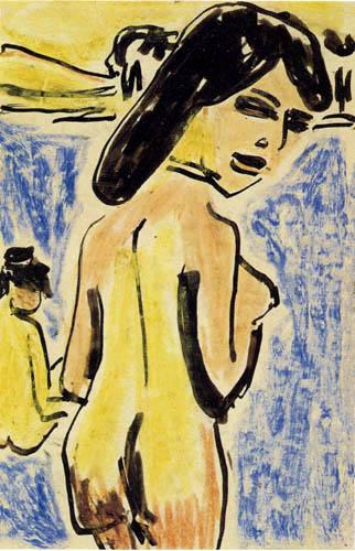 Ernst Ludwig Kirchner - Bathers