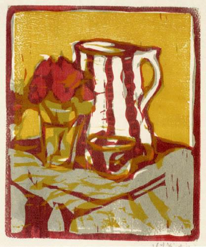 Ernst Ludwig Kirchner - Still-life