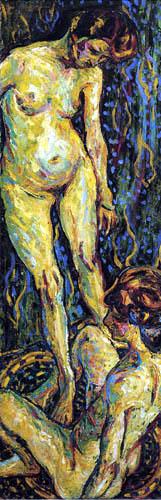 Ernst Ludwig Kirchner - Aktgruppe I