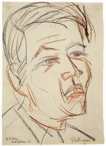 Ernst Ludwig Kirchner - Der Kritiker Will Grohmann