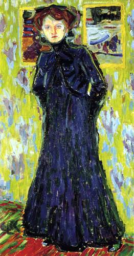 Ernst Ludwig Kirchner - Doris