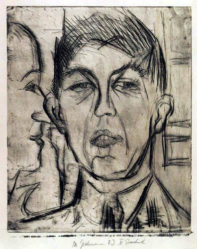 Ernst Ludwig Kirchner - Dr. Grohmann