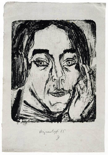 Ernst Ludwig Kirchner - Mary Wigman