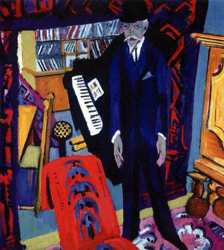 Ernst Ludwig Kirchner - Botho Graef