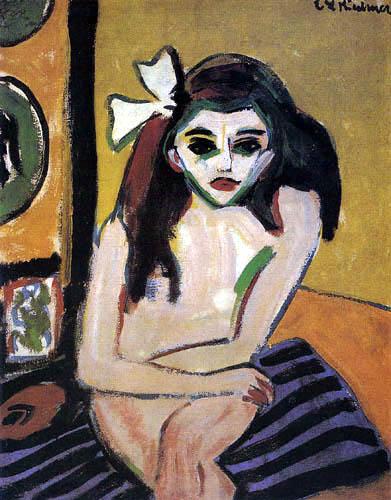 Ernst Ludwig Kirchner - Marcella