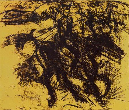 Ernst Ludwig Kirchner - Patrouillenritt