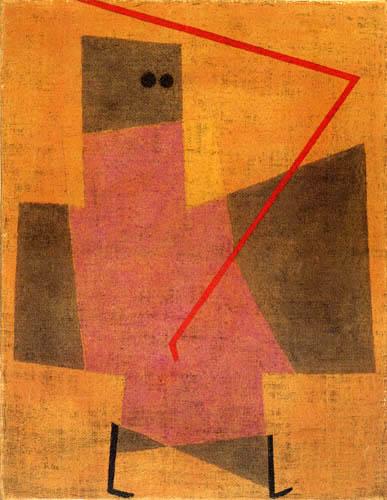 Paul Klee - Der Schritt