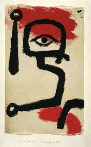 Paul Klee - Paukenspieler