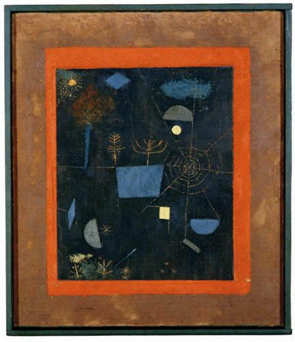 Paul Klee - Cobweb