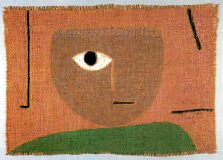 Paul Klee - Das Auge