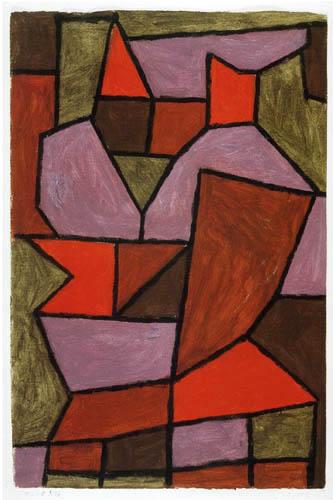 Paul Klee - Doppel