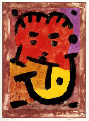 Paul Klee - Musiker