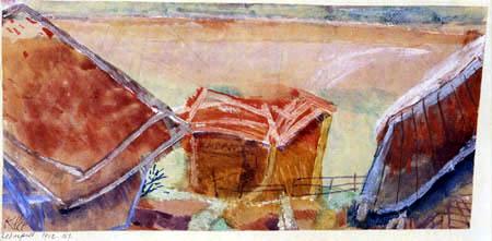 Paul Klee - Badeanstalt