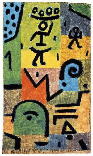 Paul Klee - Zitronenernte