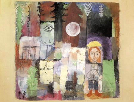 Paul Klee - Sexuelle Erkenntnisse eines Knaben