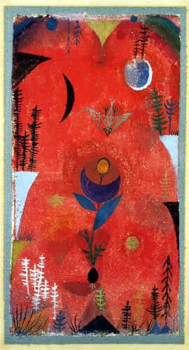 Paul Klee - Blumenmythos
